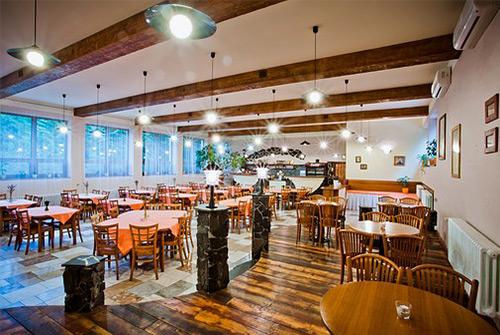Public Wifi - Restaurant