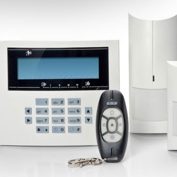 Intruder Alarm Monitoring